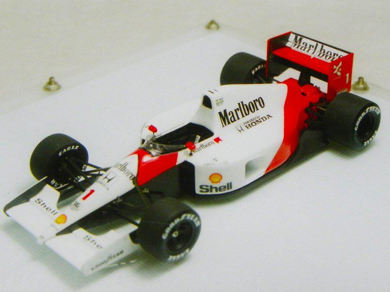 1/43 TAMEO McLaren HONDA MP4/6