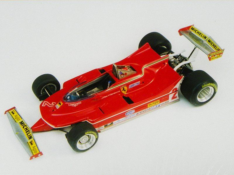 1/43 TAMEO Ferrari T5