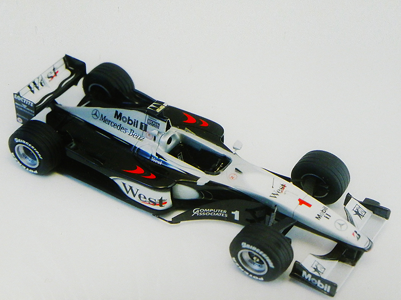1/43 TAMEO McLaren Mercedes MP4/14  Spanish G.P.