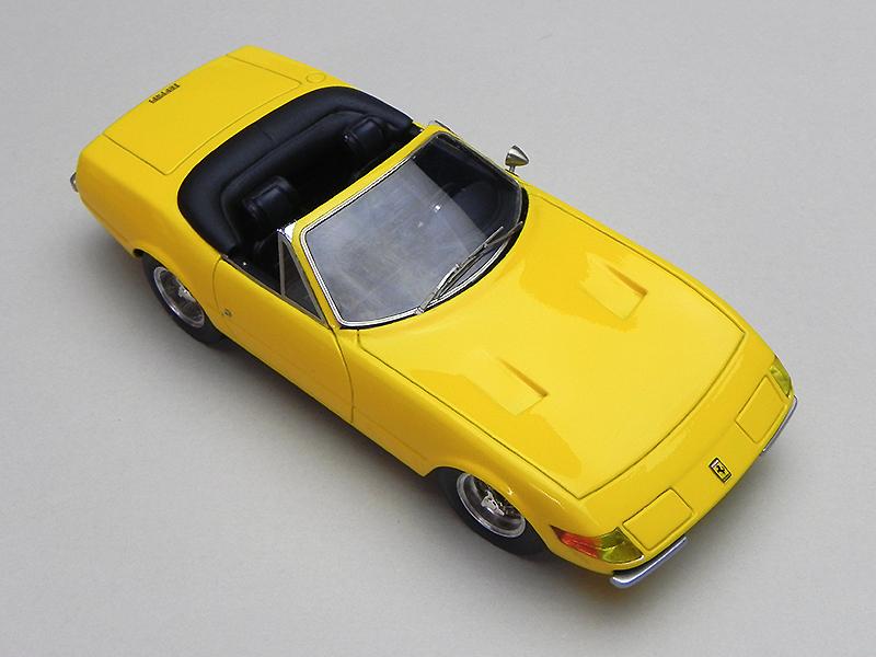 1/43 BBR Ferrari 365GTS