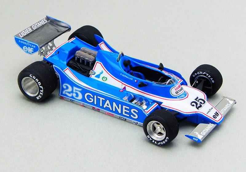 Ligier Ford JS11 Spanish G.P.
