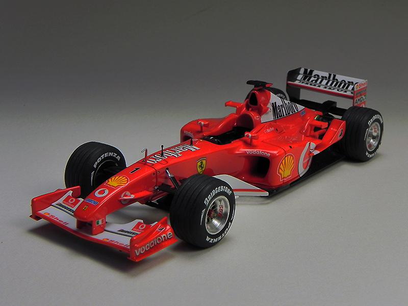 1/43 TAMEO  Ferrrari F2002
