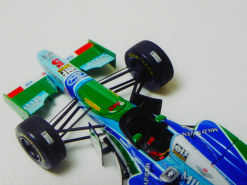 1/43 TAMEO  Benetton Ford B194  Spanish G.P.