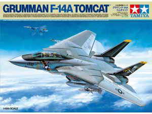 タミヤ1/48 F-14A イラン空軍仕様