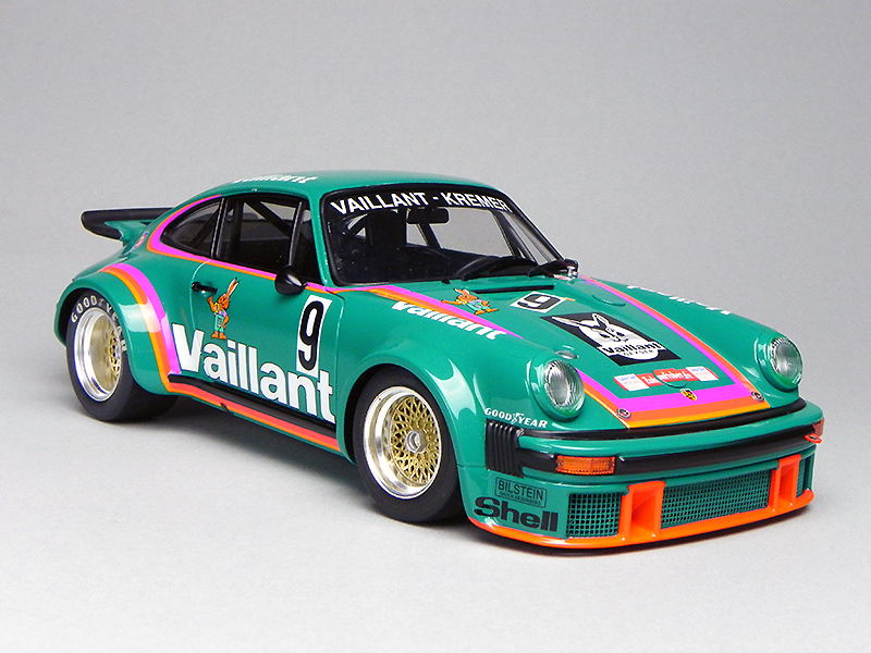 1/24 PORSCHE TURBO RSR TYPE 934   Vaillant Kremer Team