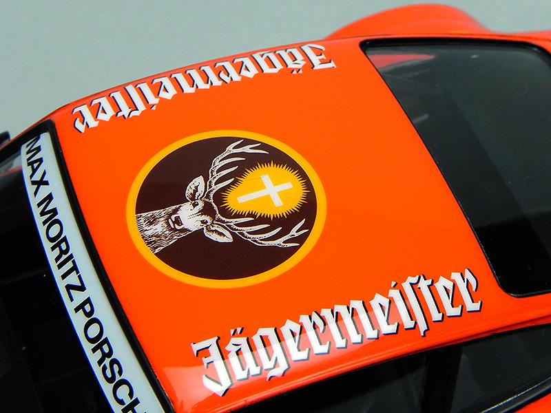 1/24 PORSCHE TURBO RSR TYPE 934   JAGERMEISTER