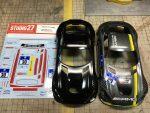 タミヤ 1/24 メルセデスAMG GT-3 part3