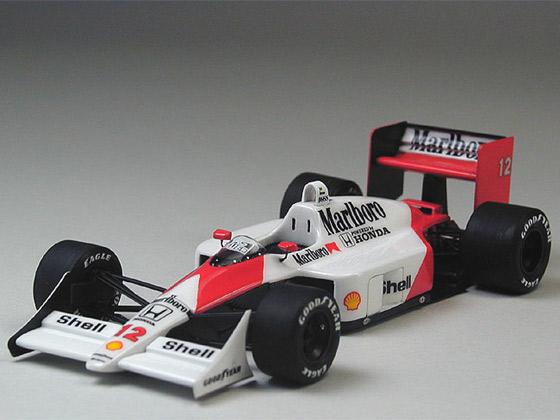 1/43 TAMEO   McLaren HONDA MP4/4 Japanes G.P.