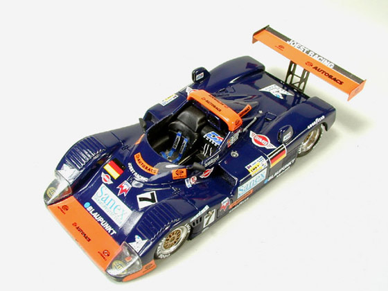 1/43 PROVENCE MOULAGE  JOEST RACING TWR