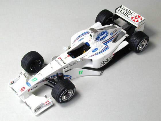 1/43 TAMEO   Stewart Ford SF-3 (SOLD OUT.)