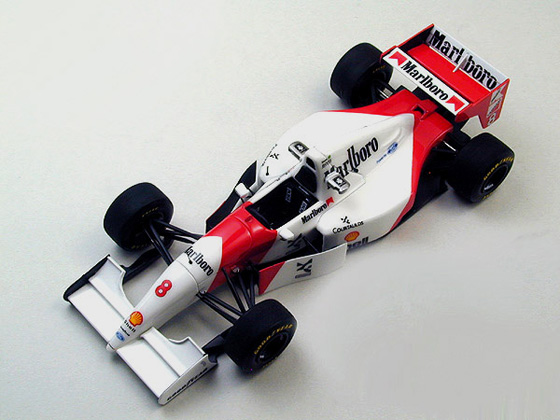 1/43 TAMEO   McLaren Ford MP4/8  Hungarian G.P.