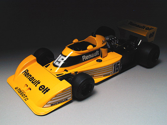 RENAULT RS01 (Sold out.)